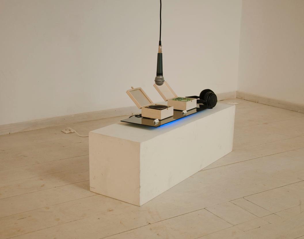 thesis @ metamatic taf | photo by marios gampierakis | yiannis christofides: love me tender