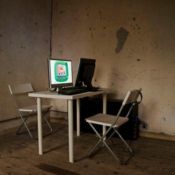thesis @ metamatic taf | photo by marios gampierakis | Molleindustria: a selection of games