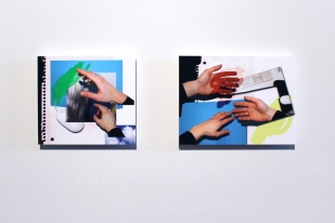 "titles: hands1.jpg and hands.jpg year: 2013 medium: giclee print size hands1.jpg: 10""x9"" size hands2.jpg: 12""x9"""